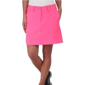 Nike Golf Pink Modern Rise Tech Skort 4